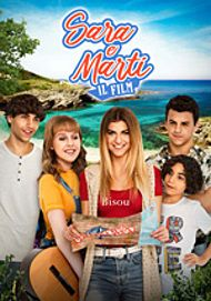 "Movie poster for ""SARA E MARTI - IL FILM"""