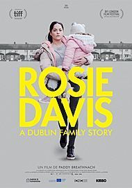 """Movie poster for """"ROSIE"""""""