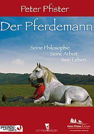 """Movie poster for """"Peter Pfister - der Pferdemann"""""""