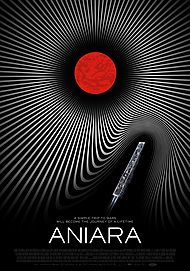 "Movie poster for ""ANIARA"""