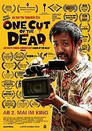 "Filmplakat für ""One Cut of the Dead"""
