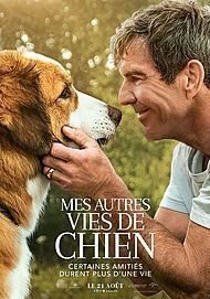 """Movie poster for """"A DOG'S JOURNEY"""""""