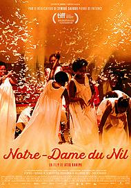 """Affiche du film """"NOTRE DAME DU NIL"""""""