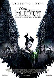 """Filmplakat für """"MALEFICENT: MÄCHTE DER FINSTERNIS (2D/3D)"""""""