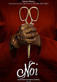 "Movie poster for ""NOI"""