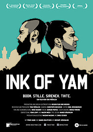 """Movie poster for """"Ink of Yam"""""""