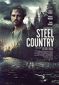 """Movie poster for """"STEEL COUNTRY"""""""