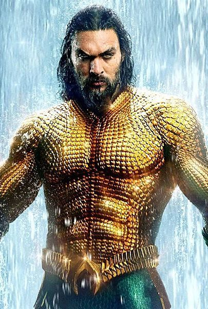 """Movie poster for """"AQUAMAN 2"""""""