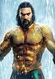 "Movie poster for ""AQUAMAN 2"""