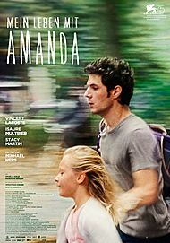 "Movie poster for ""AMANDA"""
