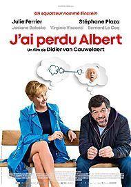 """Filmplakat für """"Wo ist Albert?"""""""