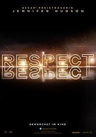 """Filmplakat für """"RESPECT"""""""