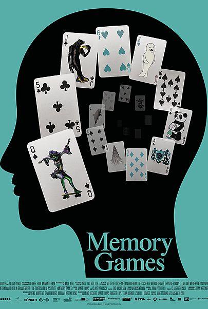 """Filmplakat für """"MEMORY GAMES"""""""