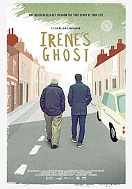 """Movie poster for """"IRENE'S GHOST"""""""