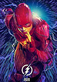 """Movie poster for """"THE FLASH"""""""