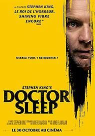 """Movie poster for """"DOCTOR SLEEP"""""""