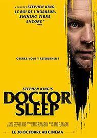 "Affiche du film ""STEPHEN KING'S DOCTOR SLEEP"""