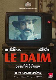 """Movie poster for """"DEERSKIN"""""""