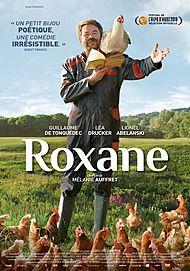 "Affiche du film ""ROXANE"""