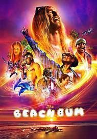 """Affiche du film """"THE BEACH BUM"""""""
