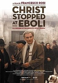 "Movie poster for ""CHRIST STOPPED AT EBOLI"""