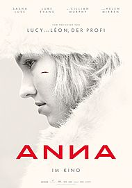 """Filmplakat für """"ANNA (2018)"""""""