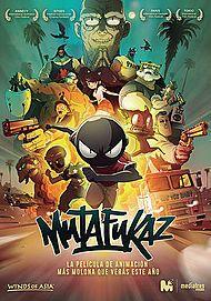 "Movie poster for ""MFKZ"""