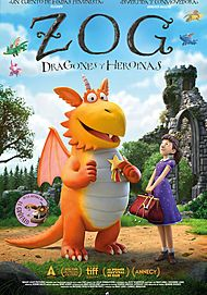 """Movie poster for """"ZOG"""""""