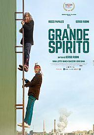 """Movie poster for """"IL GRANDE SPIRITO"""""""