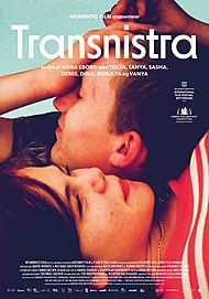 "Movie poster for ""TRANSNISTRA"""