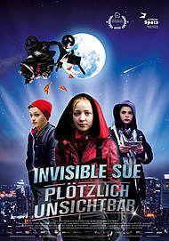 """Filmplakat für """"INVISIBLE SUE - PLÖTZLICH UNSICHTBAR"""""""