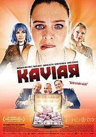 """Filmplakat für """"Kaviar - Filmstart in Österreich"""""""