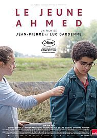 """Movie poster for """"YOUNG AHMED"""""""
