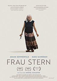 """Movie poster for """"Frau Stern"""""""