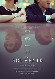 "Movie poster for ""THE SOUVENIR"""