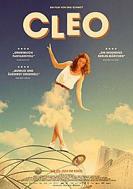 """Filmplakat für """"CLEO"""""""