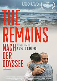 "Movie poster for ""The Remains - Nach der Odyssee"""