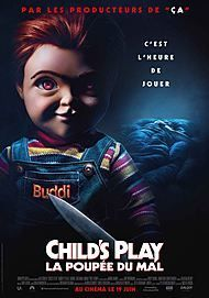 """Movie poster for """"CHILD'S PLAY"""""""