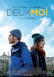 """Affiche du film """"DEUX MOI"""""""