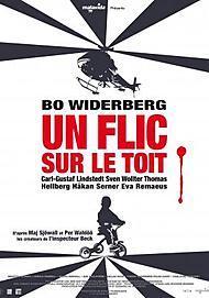 """Affiche du film """"UN FLIC SUR LE TOIT"""""""