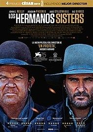 """Movie poster for """"THE SISTERS BROTHERS"""""""
