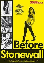 """Filmplakat für """"BEFORE STONEWALL """""""
