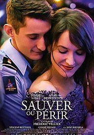 "Affiche du film ""SAUVER OU PERIR"""