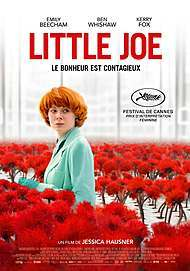 "Movie poster for ""LITTLE JOE"""