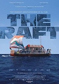 "Movie poster for ""THE RAFT"""