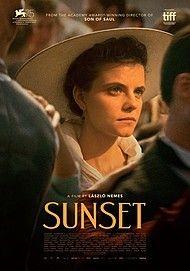 """Filmplakat für """"Sunset - Filmstart in Österreich"""""""