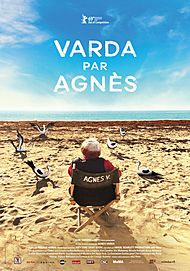 """Movie poster for """"VARDA BY AGNES"""""""