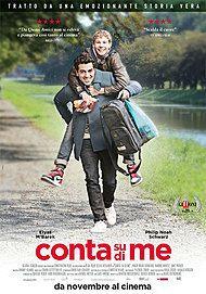 """Movie poster for """"CONTA SU DI ME"""""""