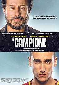 """Movie poster for """"THE CHAMPION"""""""