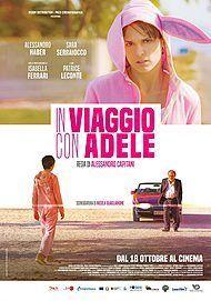 """Movie poster for """"IN VIAGGIO CON ADELE"""""""
